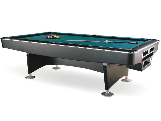 Table de billard moderne noire majestic royal - Acheter billard table ...